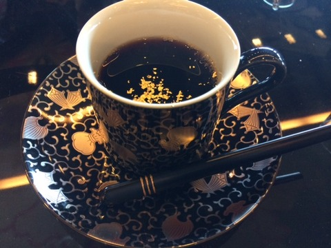 緊迫コーヒー